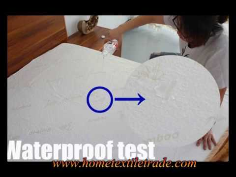 Anti Bed Bug Dust Mite Mattress Cover