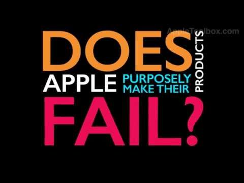 Apple Planned Obsolescence