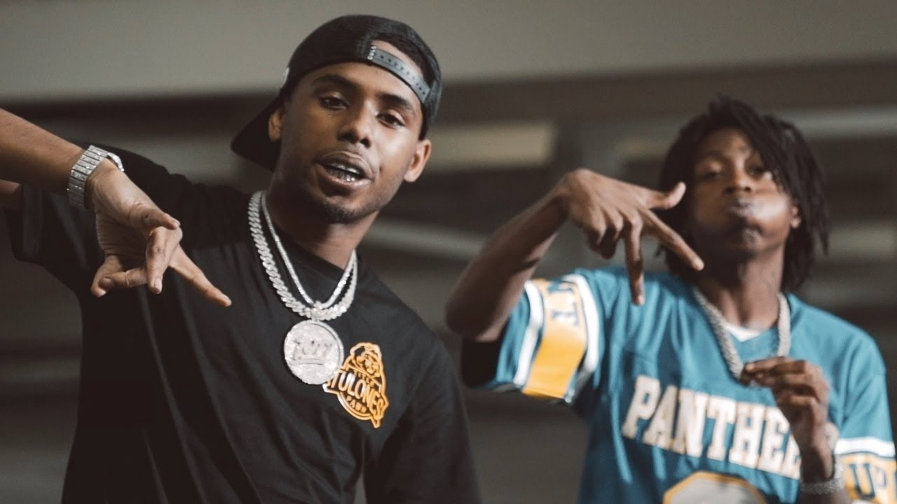 """Lil Loaded Feat. Pooh Shiesty """"Link Up"""" (Official Video)"""