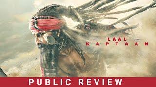 Saif Ali Khan's Laal Kaptaan- SUPER HIT or SUPER FLOP? The 'Aam Janta' Speaks Up!