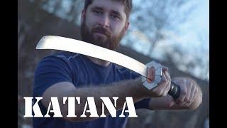 Making Katana from Scraps
