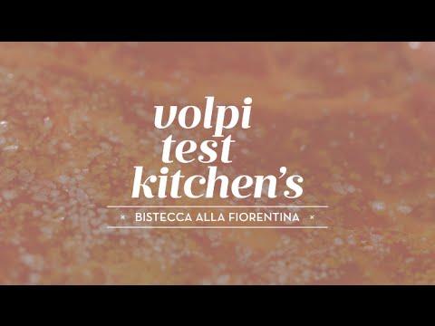 Dinner is Served: Bistecca Alla Fiorentina