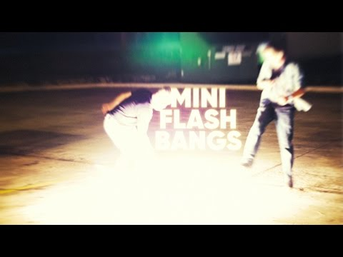 Converting Cheap Lighters into Flashbangs & Flamethrowers