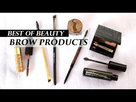 Top 5 Best Eyebrow Products | LookMazing