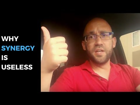 Value Investing In Your Car Episode 19 - Why Synergy Is Useless