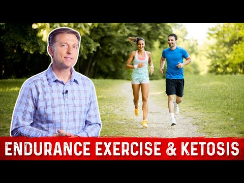 Ketosis, Fat Burning & Endurance Exercise
