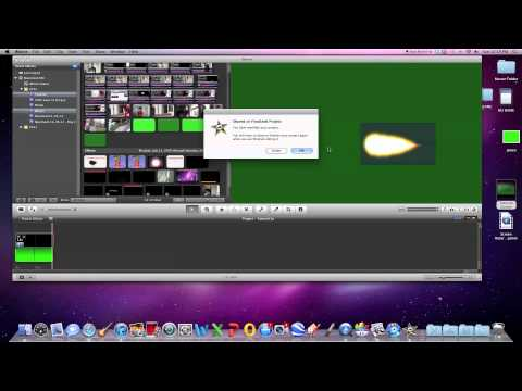 How To Get Rid of Black Backgrounds in iMovie