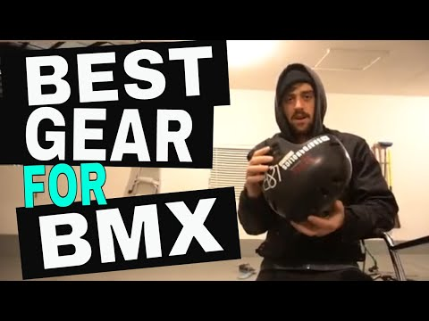 GEAR YOU NEED FOR BMX