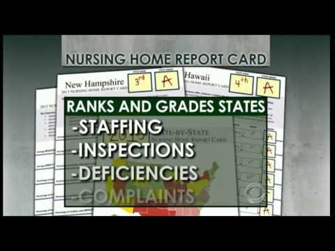 Illinois Gets F for Nursing Home Care