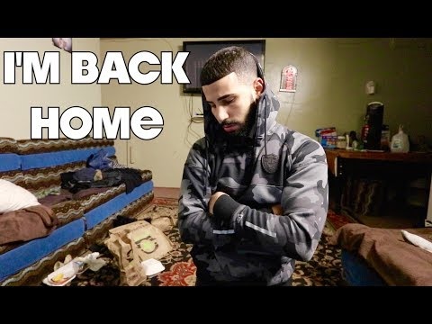 I GOT EVICTED AND I'M MOVING BACK TO MY OLD HOUSE?!