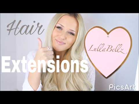 Hair Extensions by Lullabellz UK