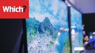 Samsung 8K TVs revealed - CES 2018