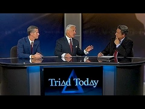 Triad Today - Daggett Shuler & Making Your Holiday Parties Safe