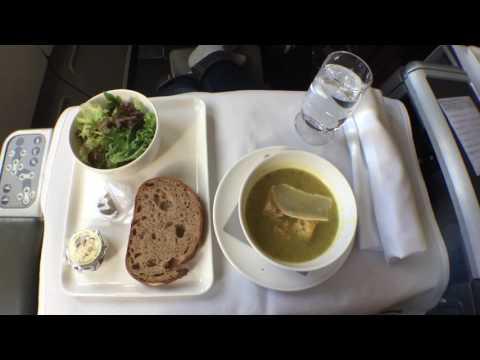 [Qantas Skybed Mark 1] A330-200 Sydney to Hong Kong