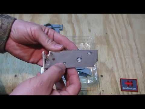 How to make an ar 15 lower receiver -