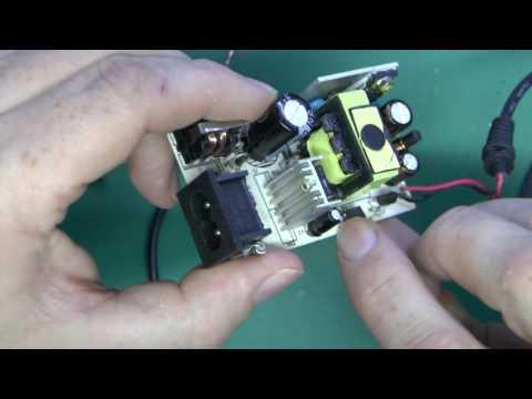 12V Power Supply Repair