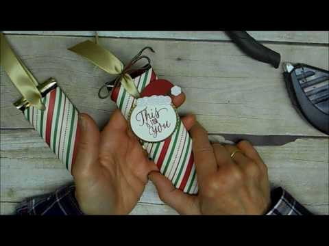 Candy Bar Gift Wrapper