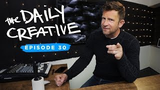 get hired for the work you really want to do | Daily Creative