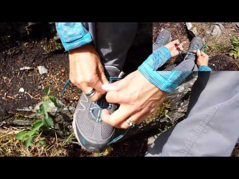 How To REALLY Tie Your Shoe