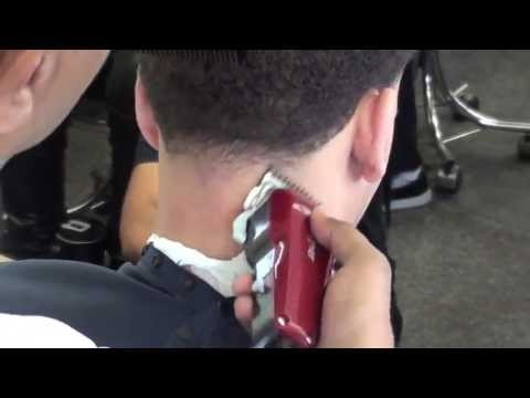 Barber Boot Camp for Cosmetologists: Clipper Cutting Class: Temple Taper