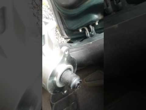2006 Pontiac g6 electric  power steering pump repair replacement