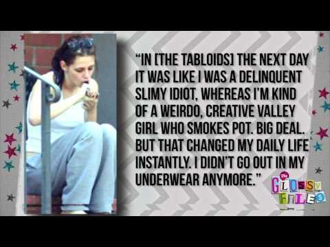 Kristen Stewart Talks Pot Smoking in Vanity Fair Interview