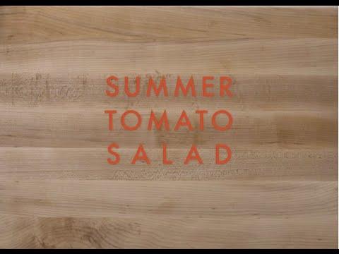 Summer Tomato Salad - FIXATE™
