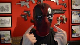 Deadpool cosplay breakdown!!