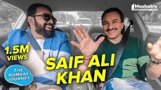 The Bombay Journey - Episode 1 ft. Saif Ali Khan | Mashable India