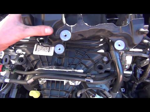 Ford Focus: LW 2011 (MK3) 2.0 TDCI Oil + Filter Change & Mod