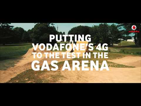 Vodafone 4G Challenge: Mad Mike Whiddett and Marvin Humes vs Goodwood Festival of Speed