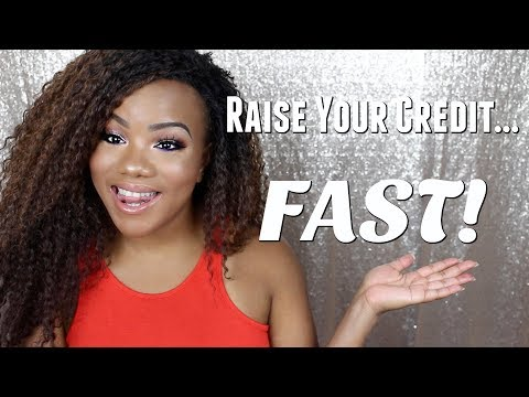 Raise Your Credit Score 75 Points in 2 Months! | 3 Tips To Raise Your Credit Score FAST!