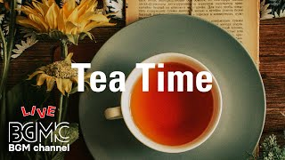 Tea Bossa Nova & Jazz Music - Relax Piano & Guitar - Cafe Instrumental Background