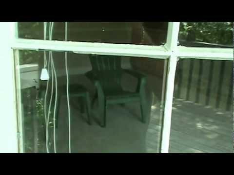 Replacing a single pane window