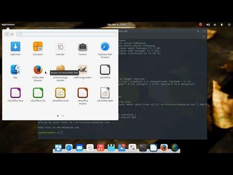 Elementary OS Tutorial - Install ieOS7 Icon Theme