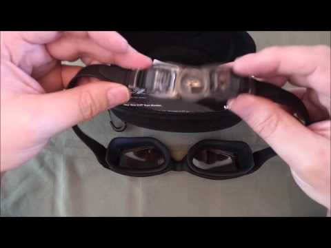 U-FIT Elite Swim Goggles