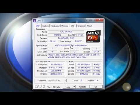 How To Check Your Processor (CPU) Current Speed 2014