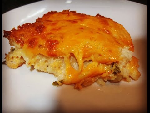 Hash Brown Casserole Recipe / How To Make Cheesy Hash Brown Casserole