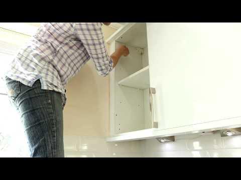 Repairing Kitchen Cupboard Door Hinge DIY | The Carpenter's Daughter