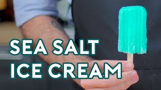 Binging with Babish: Sea Salt Ice Cream from Kingdom Hearts