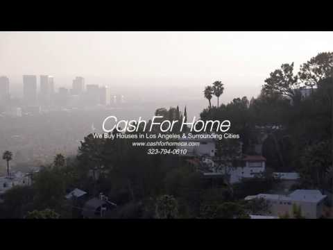 We buy houses Los Angeles - 323-794-0610 - Cash For Home