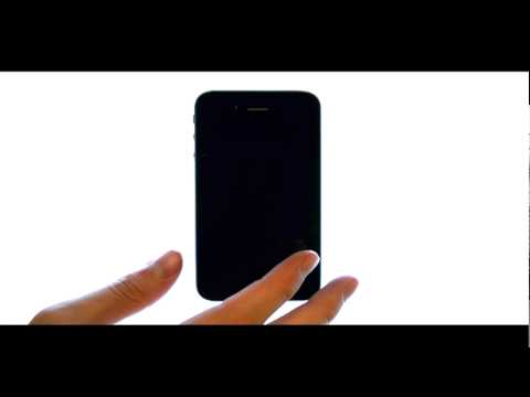 How Do I Turn My Apple iPhone 4S On And Off?