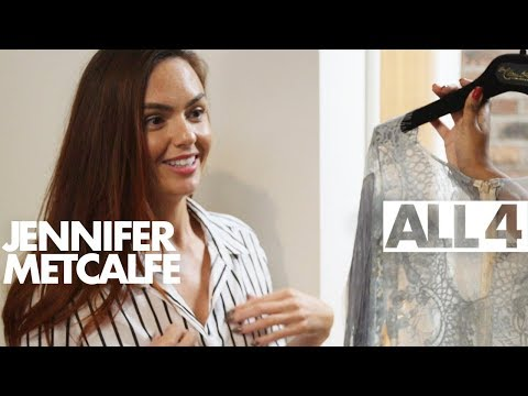 Jennifer Metcalfe Shows Off Her Wardrobe! | Crazy Sexy Cool