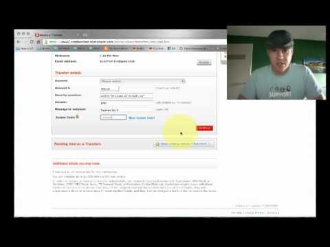 Canadian Interac e-Transfer (how-to do an email money transfer in Canada)
