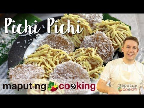 Pichi Pichi Recipe   Filipino Kakanin