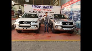 We Bought 2019 TOYOTA FORTUNER!!