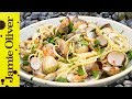 Fresh Seafood Linguine | Bart's Fish Tales