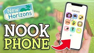 Animal Crossing New Horizons: Real-Life NOOKPHONE Setup Guide (Custom iOS 14 Home Screen Update)