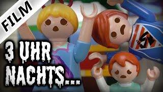Playmobil Film Deutsch - UM 3 UHR NACHTS NIEMALS MILCH TRINKEN...MEGA GRUSELIG! Familie Vogel