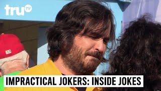 Impractical Jokers: Inside Jokes - Sexy Recognizes Sexy, Player   truTV